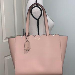 Kate Spade Magnolia Street Pink Tote Handbag